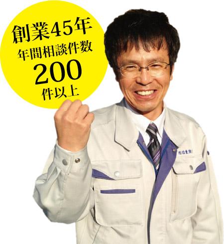 創業45年 熊本 有限会社日東防疫